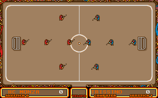 Thumbnail of other screenshot of Hockey Pista