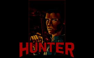 Screenshot of Hunter