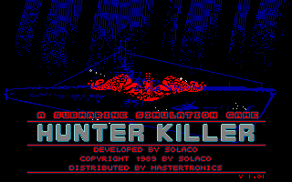 Thumbnail of other screenshot of Hunter Killer