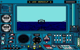 Screenshot of Hunter Killer