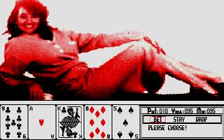 Screenshot of Hollywood Poker