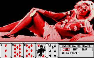 Screenshot of Hollywood Poker