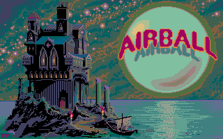 Screenshot of Airball