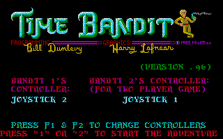 Thumbnail of other screenshot of Time Bandit