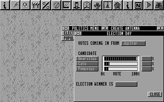 Screenshot of Imperium