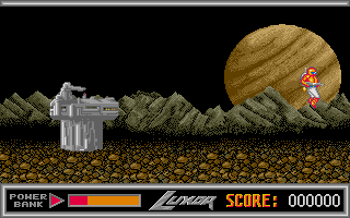 Screenshot of Luxor