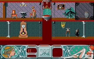 Screenshot of Mata Hari