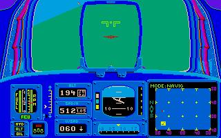 Screenshot of Missions en Rafale