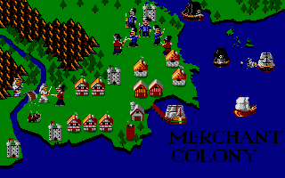 Thumbnail of other screenshot of Merchant Colony