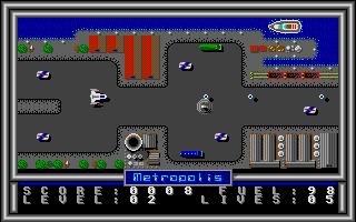 Screenshot of Metropolis