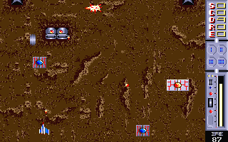 Screenshot of Trauma