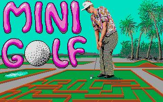 Thumbnail of other screenshot of Mini Golf
