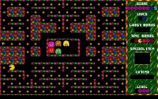 Thumbnail of other screenshot of Pacman On E's