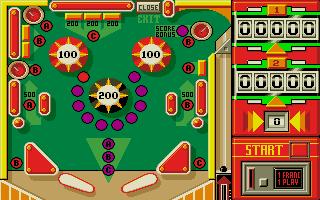 Thumbnail of other screenshot of Pinball Magic