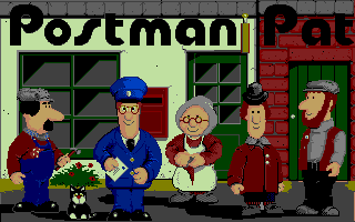 Thumbnail of other screenshot of Postman Pat