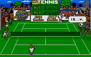 Thumbnail of other screenshot of Pro Tennis Simulator