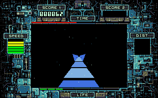 Screenshot of Psyborg