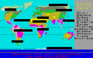 Thumbnail of other screenshot of Objectif Monde I