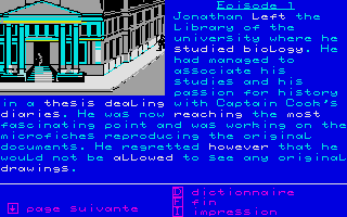 Thumbnail of other screenshot of Enigme a Oxford