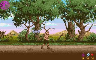 Screenshot of Wrath of the Demon