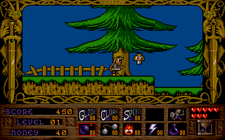 Thumbnail of other screenshot of Prophecy I - The Viking Child