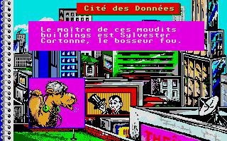 Screenshot of Bosse des Maths 3eme, La