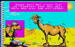 Screenshot of Bosse des Maths 4eme, La