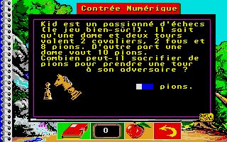 Thumbnail of other screenshot of Bosse des Maths 4eme, La