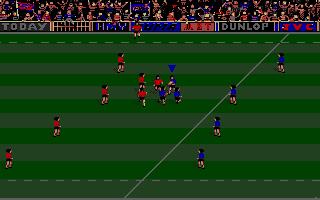Screenshot of Advanced Rugby Simulator