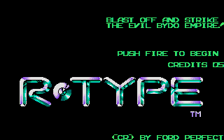 Thumbnail of other screenshot of R-Type