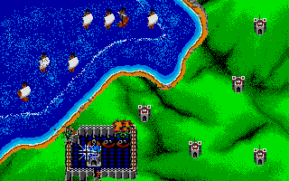 Screenshot of Rampart
