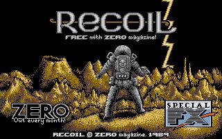 Screenshot of Recoil