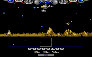 Screenshot of Recoil