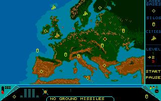 Screenshot of Red Alert