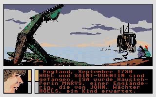 Screenshot of Passagers Du Vent, Les