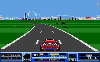 Thumbnail of other screenshot of Road Blasters