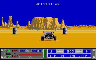 Screenshot of African Raiders