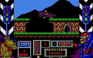 Thumbnail of other screenshot of Wacky Races