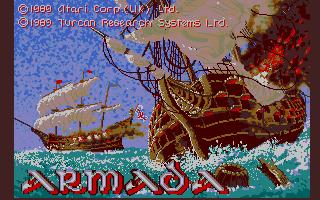 Screenshot of Armada