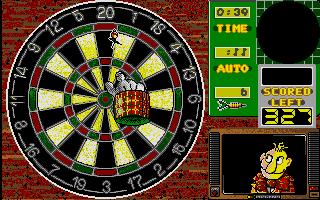 Thumbnail of other screenshot of Wacky Darts