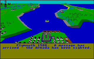 Screenshot of Armada