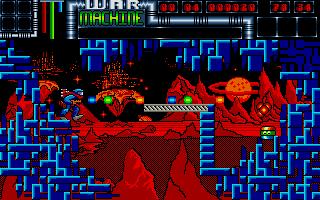 Screenshot of War Machine