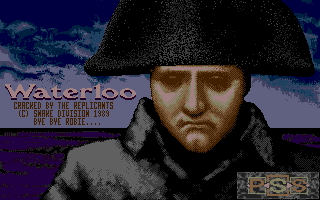 Screenshot of Waterloo