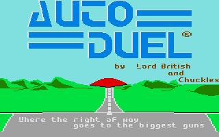 Screenshot of AutoDuel