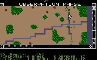 Thumbnail of other screenshot of Wargame Construction Set