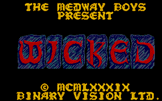Screenshot of Wicked