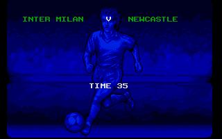 Screenshot of World Soccer