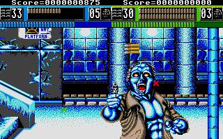 Screenshot of Beast Busters