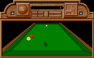 Thumbnail of other screenshot of Billiards Simulator