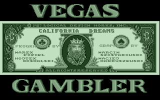 Thumbnail of other screenshot of Vegas Gambler